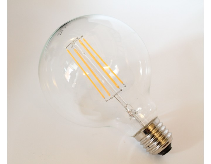 Lampada globo led 4w filament sciopping for Lampada globo