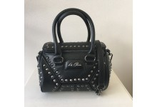 Bauletto la carriebag con tracolla e catena